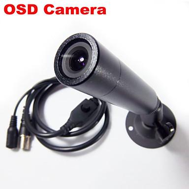 700tvl osd 1/3 Effio-E hd mini CCTV biztonsági kamera lencséje 3.6mm OSD kamera 4140 + 811 \\ 810