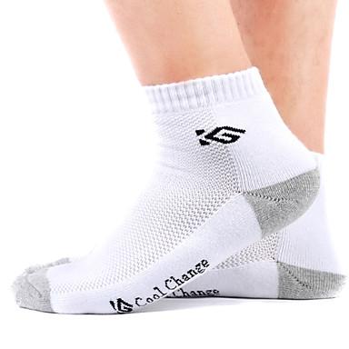 Socks Bike Breathable Limits Bacteria Men's Cotton Coolmax