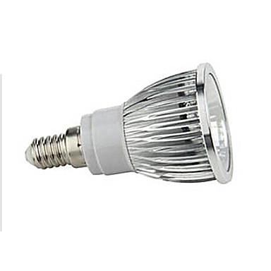 5W 450-500 lm E14 LED Spot Lampen 1 Leds COB Warmes Weiß Kühles Weiß Wechselstrom 85-265V