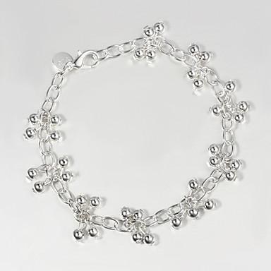 Италия 925 серебряные продажа продвижение дизайн моды браслет шарика браслеты дружбы