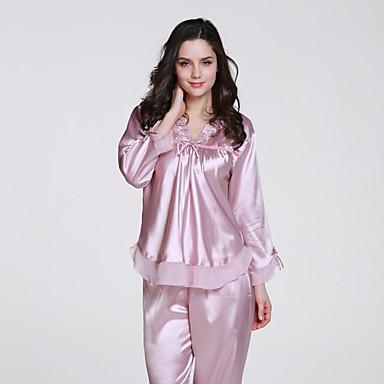 auténtico nuevo alto 100% originales Pijama Para Mujer Fino - Raso/Rayón/Seda 3157732 2019 – $49.48