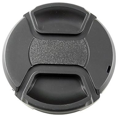 mengs® 72mm geçmeli nikon canon ve sony için dize / tasma ile objektif kapağı kapağı