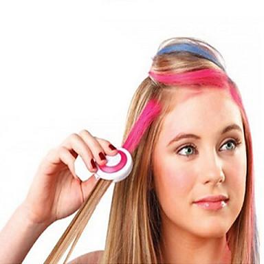 Egyszeri hajfesték 4 féle színű