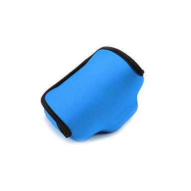 néoprène dengpin® caméra souple étui de protection sac pochette pour fujifilm x30 (couleurs assorties)