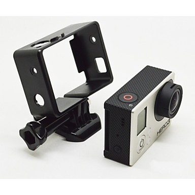 LCD Displej Příslušenství gładka Rama etui Śrubka ssania Na ramiączkach Statyw Wiązanie Wysoka jakość Dla Action Camera Gopro 3 Gopro 3+