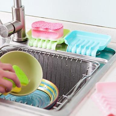 çok fonksiyonlu mutfak ve banyo drenaj ayraç (rastgele renk)