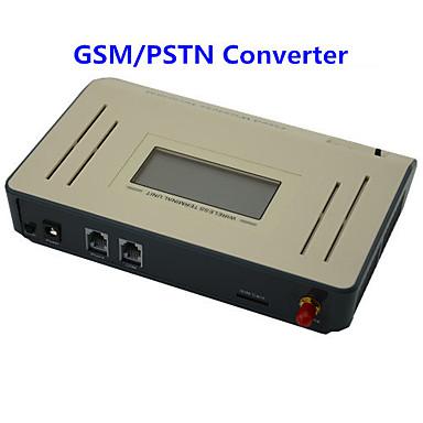 Gsm Pstn Convertisseur De Telephone Fixe Passerelle Avec
