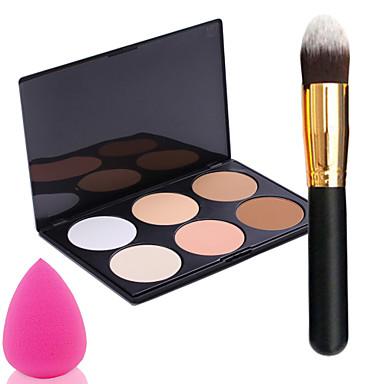 Make-up Pinsel Puderquasten 1 pcs Gesicht Klassisch Alltag Bilden Kosmetikum