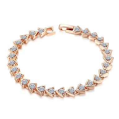 שרשרת וצמידים קריסטל עיצוב מיוחד אופנתי תכשיטים תכשיטים 1pc