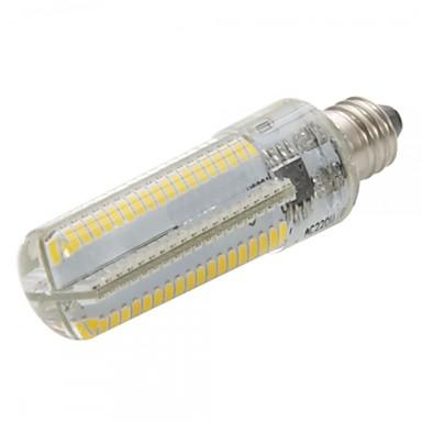 YWXLIGHT® 1pc 6 W 600-700 lm E11 LED-kornpærer T 152 LED perler SMD 3014 Mulighet for demping Varm hvit / Kjølig hvit 220-240 V / 110-130 V / 1 stk.