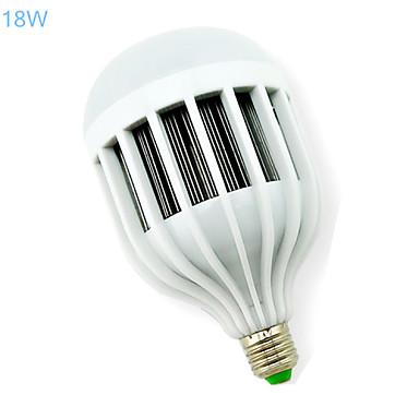 18W E26/E27 Żarówki LED kulki G95 36 SMD 5730 1440-1620 lm Ciepła biel / Zimna biel AC 85-265 V 1 sztuka