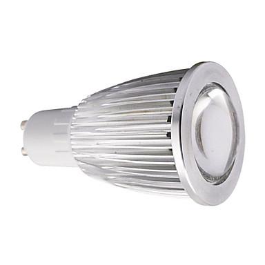 9W GU10 LED 스팟 조명 MR16 COB 700-750 lm 따뜻한 화이트 / 차가운 화이트 AC 85-265 V 1개