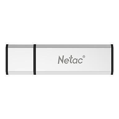 netac® u211s alumínium 2 in 1 USB 2.0 OTG 32GB flash drive pendrive