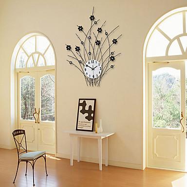 modern divat orchidea tervezési falióra