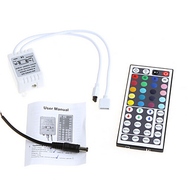 1pc 12V Dimmable Plastic + PCB + Water Resistant Epoxy Cover 72W