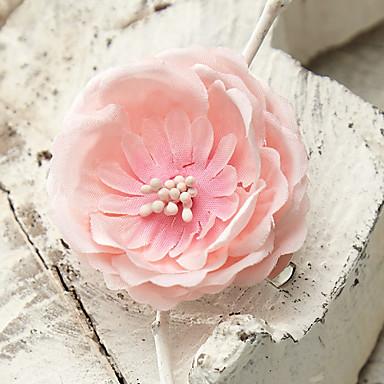 Γυναικείο Αφρός / Ύφασμα Headpiece-Γάμος / Ειδική Περίσταση / Υπαίθριο Λουλούδια 1 Τεμάχιο