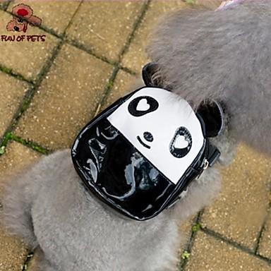 Chien sac à dos Vêtements pour Chien Bande dessinée Tissu Costume Pour les animaux domestiques Homme Femme Mignon