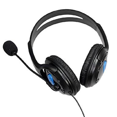 muovi ääni kuulokkeet PS4