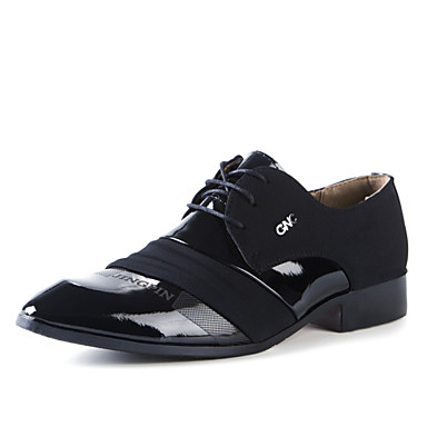 Men's Shoes Office & Career / Party & Evening / Casual Oxfords Black / Brown