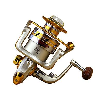 Μηχανισμοί Ψαρέματος Περιστρεφόμενοι Μηχανισμοί 5.5:1 10 Ρουλεμάν ΑριστερόχειραςΘαλάσσιο Ψάρεμα / Ψάρεμα με Μύγα / Δολώματα πετονιάς /