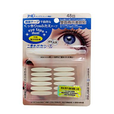 zweiseitige Dual-Use-Doppel-fach Augenlider Stick bis 48 (Breite)