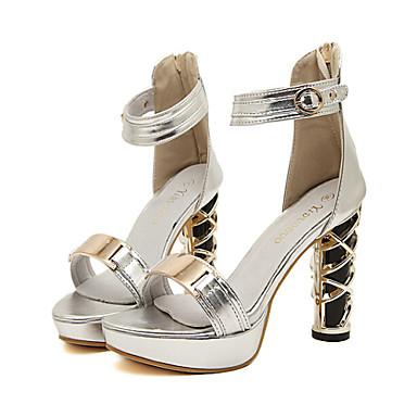 fe40539092 Γυναικεία παπούτσια - Πέδιλα - Πάρτι   Βραδινή Έξοδος - Χοντρό Τακούνι - Με  Τακούνι