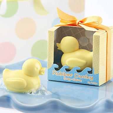 Badeværelsegadget Multifunksjonell Gave Kreativ Mini Gummi 1 stk - Baderom barn bad