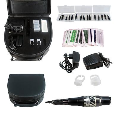 Solong tatouage kit de maquillage permanent stylo de tatouage sourcil machine à lèvre ensemble