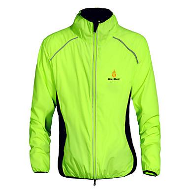 WOLFBIKE® Veste de Cyclisme Femme Homme Unisexe Manches longues Vélo Respirable Garder au chaud Pare-vent Matériaux LégersVeste Shirt