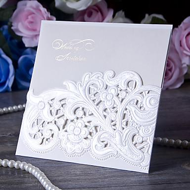 Wrap & Pocket Wedding Invitations 50 - Invitation Cards Card Paper