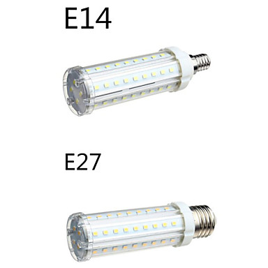 YWXLIGHT® 1650 lm E14 E26/E27 LED Corn Lights T 58 leds SMD 2835 Warm White Cold White AC 100-240V