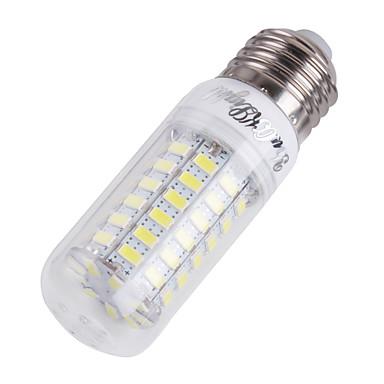 4W E14 E26/E27 LED-maissilamput T 69 ledit SMD 5730 Koristeltu Lämmin valkoinen Kylmä valkoinen 300-350lm 3000/6000K AC 220-240 AC 110-130