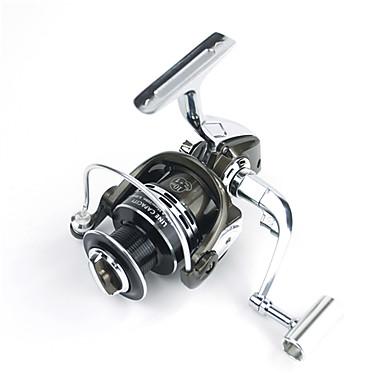Μηχανισμοί Ψαρέματος Περιστρεφόμενοι Μηχανισμοί 5.2:1 10 Ρουλεμάν ανταλλάξιμοΘαλάσσιο Ψάρεμα / Δολώματα πετονιάς / Ψάρεμα Πάγου /