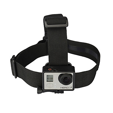 Front Mounting Adhesive Mounts Straps For Action Camera Gopro 5 Xiaomi Camera Gopro 4 Gopro 3 Gopro 3+ Gopro 2 Ski / Snowboard Diving