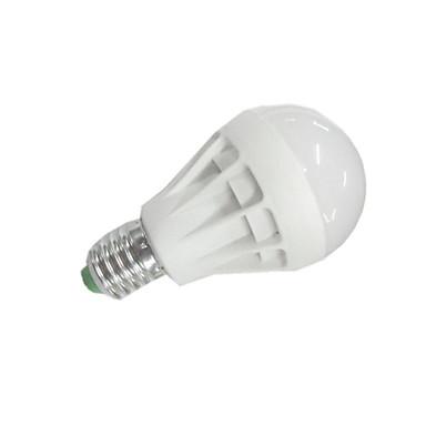 5W 500 lm E26/E27 LED-globepærer A60(A19) 9 leds SMD 5630 Varm hvit Kjølig hvit AC 110-130V AC 220-240V
