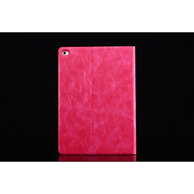 Cobbler Ultra Thin Flip Smart Cover Stand Design PU Leather case for Apple iPad Air 2 (Assorted Color)