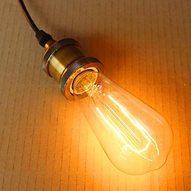 ST64 Foliage Edison Light Bulbs 220V-240V E26-E27 40W Edison Bulb