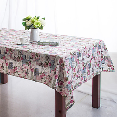 Groovy Th Ikea Casual Cotton Rose Border Butterfly Tablecloths Best Image Libraries Sapebelowcountryjoecom