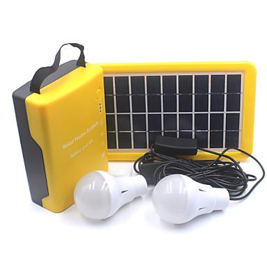D007 Lantaarns en tentlampen LED 110 lm 1 Modus - Oplaadbaar Kamperen/wandelen/grotten verkennen Multifunctioneel Reizen