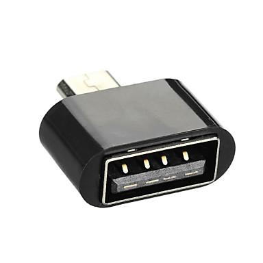 cwxuan ™ไมโครยูเอสบีชาย USB 2.0 OTG หญิงอะแดปเตอร์สำหรับหุ่นยนต์โทรศัพท์มือถือ / แท็บเล็ต
