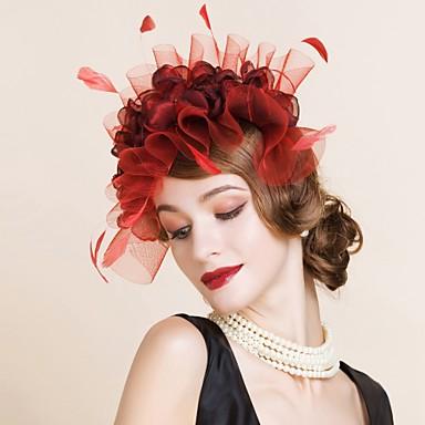 Polyester Stirnbänder 1 Hochzeit Besondere Anlässe Kopfschmuck