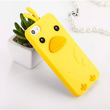 Case Kompatibilitás Apple iPhone 8 iPhone 8 Plus iPhone 5 tok Ütésálló Fekete tok 3D figura Puha Szilikon mert iPhone 8 Plus iPhone 8
