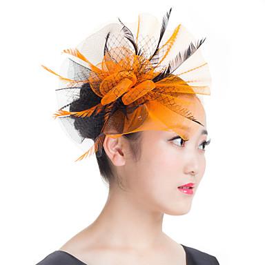plume polyester fascinators bandeau classique style féminin