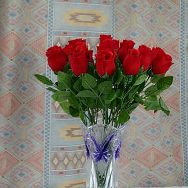Πολυεστέρας Τριαντάφυλλα Ψεύτικα λουλούδια