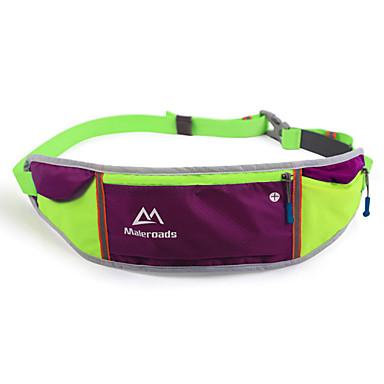 Maleroads® <10L Sırt Çantası Paketleri Bel Çantaları için Kamp & Yürüyüş Kayakçılık Balıkçılık Tırmanma Biniş Yarış Serbest Sporlar