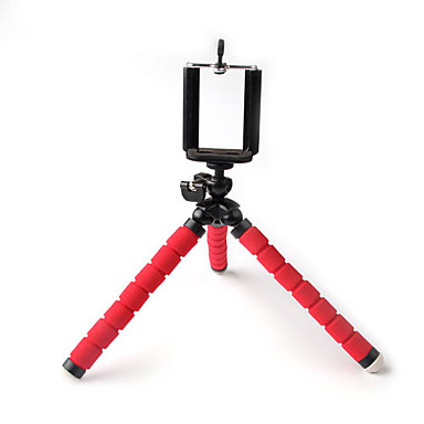 Car Phone Holder Flexible Octopus Tripod Bracket Selfie Stand Mount Monopod Styling Accessories For iPhone Samsung