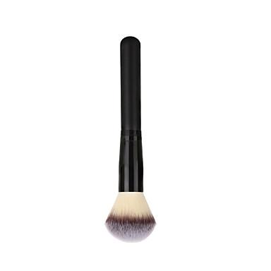 1pcs Professional Makeup Bürsten Puderpinsel / Rouge Pinsel Künstliches Haar Tragbar / Professionell / Synthetik Holz Gesicht Mittelgroße