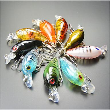 9 adet Sert Balık Yemi Przynęty wędkarskie Levye Sert Plastik Deniz Balıkçılığı Trol ve Bot Balıkçılığı Genel Balıkçılık Balık Yemi