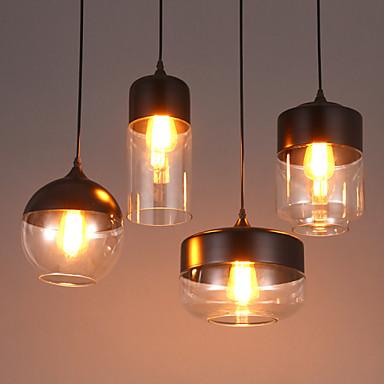 Rustiikki Vintage Traditionaalinen/klassinen Moderni/nykyaikainen LED Riipus valot Alavalot Käyttötarkoitus Olohuone Makuuhuone
