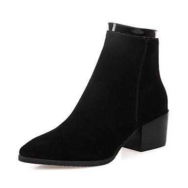 chaussures femme habill noir marron gros talon. Black Bedroom Furniture Sets. Home Design Ideas
